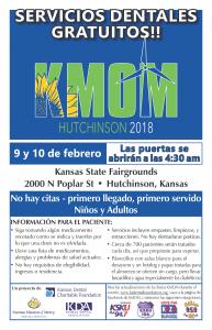 KMOM Hutchinson 2018 Poster (Spanish)