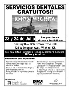 Publicity Flyer-Spanish